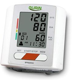 Gurin Professional Wrist Digital Blood pressure Monitor  2 User with Heart Health and Hypertension Indicator For Sale https://fitnesstrackerusa.co/gurin-professional-wrist-digital-blood-pressure-monitor-2-user-with-heart-health-and-hypertension-indicator-for-sale/