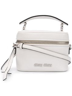 0f5194eb5d13 Women s Designer Fashion - Designer Clothing. Miu Miu Top Handle Shoulder  Bag - Farfetch