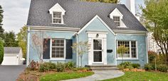 cape cod kitchen addition exterior | Save to Ideabook 70 Ask a Question Print