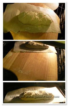 Easy Bread Recipe - Gwens Nest Use this method with the fermented buckwheat flour. Super Easy Bread Recipe, Easy Bread Recipes, Thm Recipes, Cooking Recipes, Healthy Recipes, Bread Shaping, Mama Recipe, Low Carb Bread, 4 Ingredients
