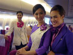 Thai Airways A380 flight Attendant - Google 検索