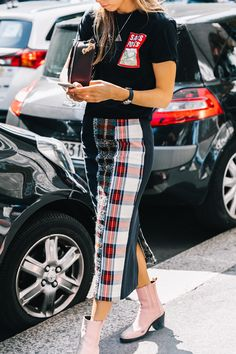 Street Style #MFW / Día 3 / 23 de septiembre de 2017