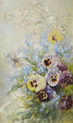 Flower Still Life Giochimo Galbusera - Date unknown