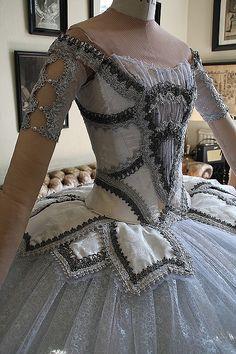 Royal Ballet costume.