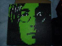 John Lennon perler beads by Tyler C. - Perler® | Gallery
