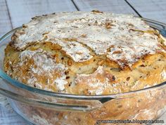 Bread Recipes, Cake Recipes, Cooking Recipes, Polish Recipes, Polish Food, Slow Food, Bread Rolls, Bread Baking, Food Inspiration