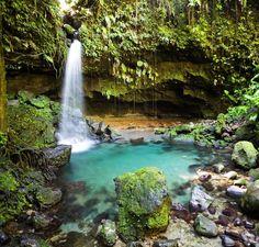 Dominica, Karibien