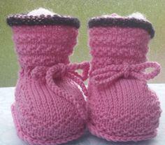 Stiefelchen für's Baby