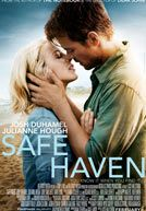 Safe Haven  --- CARLA we have to go see this on one of our Girls Nights :D