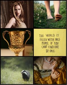 """Harry Potter, Founders, Aesthetic ~ Helga Hufflepuff Face Claim; Celina Sinden I don't want to hurt you. And you know that i can"""""""