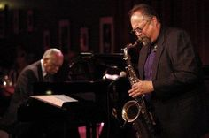 Hank Jones and Joe Lavano