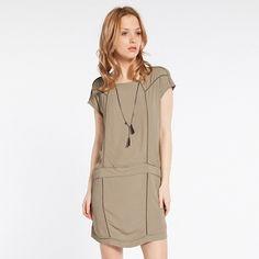 Sack dress | Dresses | Comptoir des Cotonniers