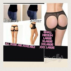 Top quality BUTT lifter Butt Lifting Sexy Panties Corrective Underwear for Women Shapewear Butt Lifter PLEASE NOTE THUS RUN SIZE SMALLER THAN YOUR SIZE JUST BUY THIS POST AND COMMENT THE SIZE. . ALL SIZES ARE AVAILABLE Other