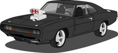 Dodge Charger Rt, Ghost Rider Marvel, Furious Movie, Movie Shots, Fast And Furious, Hot Rods, Badass, Fan Art, Cartoon