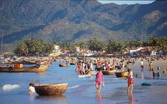 Doc Let Beach - The Cleanest and Most Beautiful Beach in #Vietnam