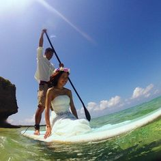 SUPフォトウエディング SUP Photo Wedding  こんな素敵なワンショットいかがですか  #沖縄 #恩納村 #サーフィン #SUP #スタンドアップパドルボード #結婚 #海 #カップル #ウエディング #青空 #シーナサーフ #新婚旅行 #思い出 #okinawa #seanasurf #waves #surfing #sup #standuppaddle #weddingphotography #sea #onnason #couple #instagood #beutiful #smile #happy