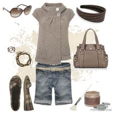Cool outfit !