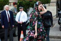 Slideshow: Street Style From the Haute Couture Shows - The Cut