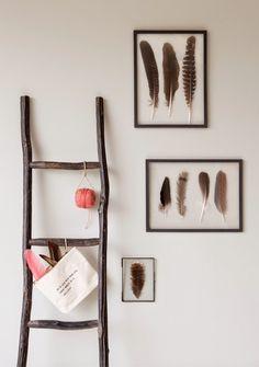 Leuke DIY veren projecten voor bij jouw thuis! Ze zijn gemakkelijk, goedkoop en kosten niet veel tijd! Laat je inspireren door deze leuke voorbeelden!