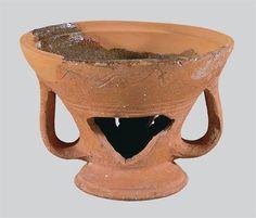 Πήλινο σκεύος: Σαλτσάριο | ΣΕΛΙΔΑ ΕΚΘΕΜΑΤΟΣ | Βυζαντινό και Χριστιανικό Μουσείο
