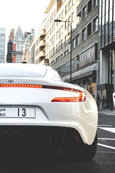 Random Inspiration 110 | Architecture, Cars, Girls, Style & Gear Aston Martin