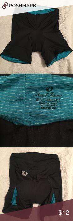 Pearl Izumi Padded Bike Shorts Sz m EUC worn twice! Shorts