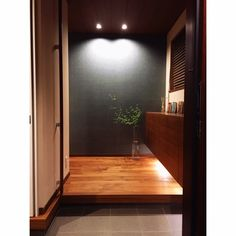 Bedroom to hallway Home Room Design, House Design, Japanese Door, Asian Interior Design, Natural Interior, Entrance Doors, Cool Rooms, House Rooms, Interior Architecture