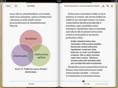 Monikulttuuriosaaminen -kirjan sisältökuva by Klaava Media