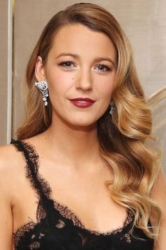 Blake Lively Beauty Interview About Makeup, Fragrance, Hair - Blake Lively - Harper's BAZAAR Magazine