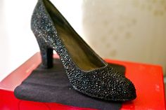 Crystal Shoes
