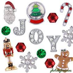 Limited edition charms Christmas 2014