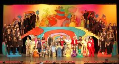 professional productions of seussical - Google Search