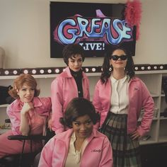 Congrats to that whole #greaselive team and thank you for letting me have a small part in your oh so magical night!