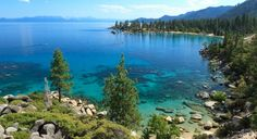"Throwback to Summer ""My favorite place we traveled to throughout the entire trip was Lake Tahoe. Lake Tahoe is honestly the most stunning body of water I have ever seen in my life."" - Maria S (Summer 2010 Alumnus) Lake Tahoe Resort Hotel, Lake Tahoe Resorts, Park Hotel, South Lake Tahoe, Yosemite Camping, Seen, Hotels And Resorts, State Parks, Places To Visit"