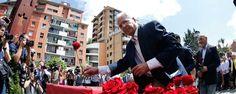 El recuerdo de Miguel Ángel Blanco no logra la unidad de los demócratas