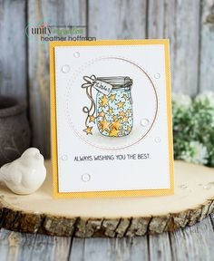 Jar Full of Stars – SOTW Reminder – Unity Stamp Co | Unity Stamp Co