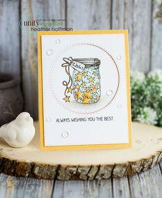 Jar Full of Stars – SOTW Reminder – Unity Stamp Co | Unity Stamp Co