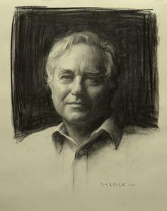 """""""Richard Dawkins"""" 2012, ScottBurdick"""