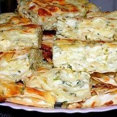 """Ачма грузинская """"Ленивая"""" Georgian Cuisine, Georgian Food, Armenian Recipes, Bulgarian Recipes, Russian Desserts, Russian Recipes, Brunch Recipes, Snack Recipes, Cooking Recipes"""