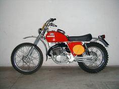 KTM 125 GS 1972