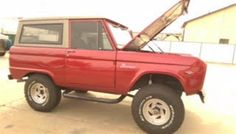 1968 Ford Bronco For Sale by Magnusson Classic Motors in Scottsdale AZ . Click to view more photos and mod info.