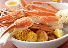 Snow Crab Legs - Red Lobster