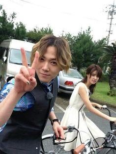 Hongki & Fujii Mina ♥ 'We Got Married: Global Edition'