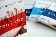$23,00 Geld verdienen met YouTube  Klik op de foto om het boek te bestellen!