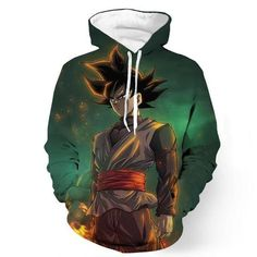 Dragon Ball Z Hoodies and Jackets – Hoodie Time
