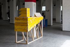 DEPOT BASEL // A Former Grain Silo Becomes A Temporary Place For Contemporary Design   Yatzer