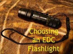 A flashlight might be one of the most useful components of your EDC gear.