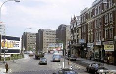 Hammersmith Road, Olympia, 1971 Ford Transit, Olympia London, Street View, Explore, Photography, Photograph, Fotografie, Photoshoot, Fotografia