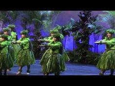 2012 Queen Liliuokalani Keiki Hula Competition - Hula Kahiko - Kaikamahine of Hula Halau 'O Kamuela