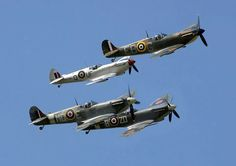 Supermarine spitfires, merlins make my skin tingle and Rock my soul!